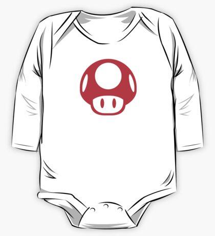 Super Mario Bros. Symbol - Super Smash Bros. (color) One Piece - Long Sleeve