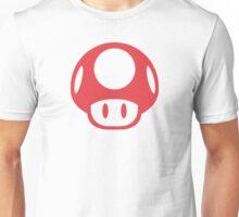 Super Mario Bros. Symbol - Super Smash Bros. (color) Unisex T-Shirt