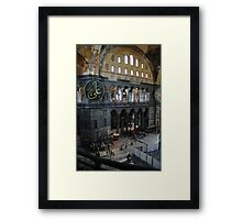 Hagia Sophia: Gallery View Framed Print