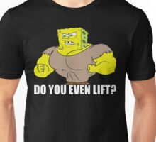 The Sponge Lifts Unisex T-Shirt
