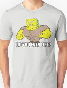 The Sponge Lifts Unisex T-Shirt