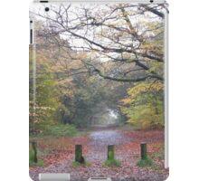 Woodlands Rivington Lancashire. iPad Case/Skin