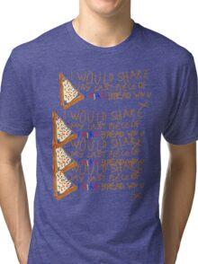 'Fairy Bwead' Tri-blend T-Shirt