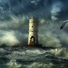 Lighthouse  by Cliff Vestergaard