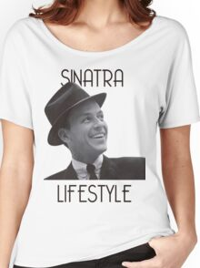 Sinatra Lifestyle Women's Relaxed Fit T-Shirt