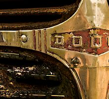 Dodge Badge by Rosalie Dale