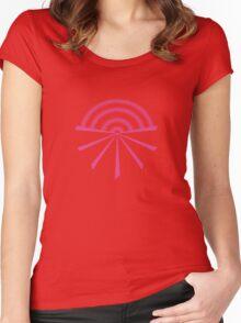 Seko designs 22 Pretty In Pink Women's Fitted Scoop T-Shirt