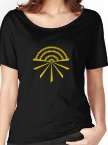 Seko designs 22 Yellow Fever Women's Relaxed Fit T-Shirt