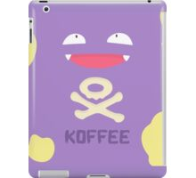 KOFFEE iPad Case/Skin
