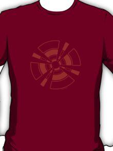Mandala 24 Colour Me Red T-Shirt