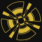 Mandala 24 Yellow Fever by sekodesigns
