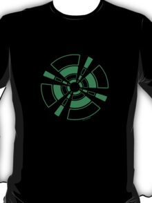 Mandala 24 Green With Envy T-Shirt