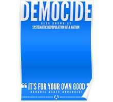 Democide Poster