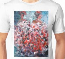 Cancan Dancers - Dance Art Gallery Unisex T-Shirt