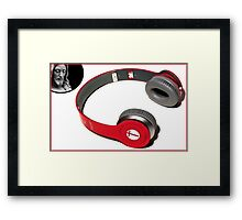 Beats by Pray Framed Print