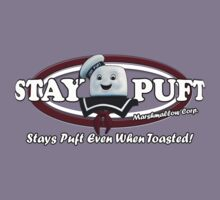Stay Puft Marshmallows Kids Clothes