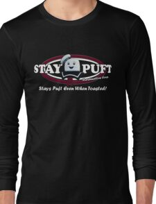 Stay Puft Marshmallows Long Sleeve T-Shirt