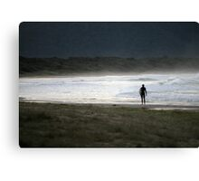 a surfers dream Canvas Print