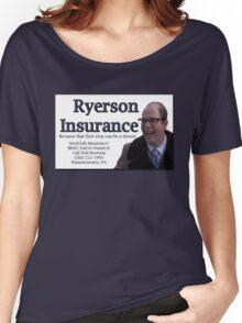 Ryerson Insurance Women's Relaxed Fit T-Shirt