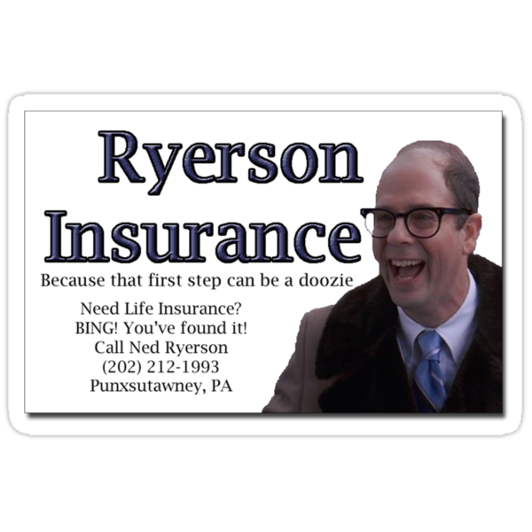 Ryerson Insurance by violett216