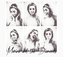 Marina & the Diamonds by elepunkt