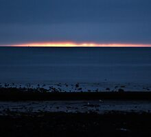 Pre Dawn Glow by Michael Jordan