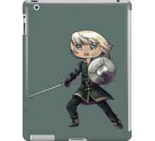 Silver Slayer - The Beginnings iPad Case/Skin