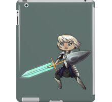 Silver Slayer - The Hero iPad Case/Skin