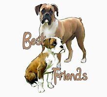 Boxers Best Friends Unisex T-Shirt