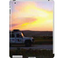 Sunset In The Desert iPad Case/Skin