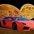 2014 Lamborghini 'Moonstruck' by DaveKoontz