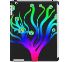 Drawing of a plant iPad Case/Skin