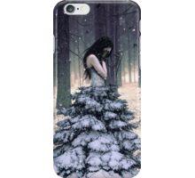 Fallen Winter Version iPhone Case/Skin