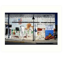 """Tarpon Springs Wall Art"" Art Print"