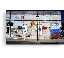 """Tarpon Springs Wall Art"" Canvas Print"