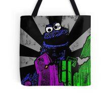 Cookie Monster Rampage! Tote Bag