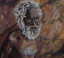 Dreamtime Elder by Ciska