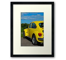 Bright Bug Framed Print