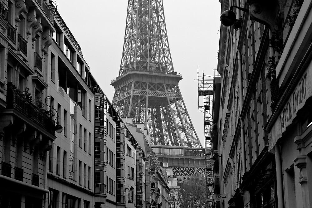 Paris Architecture by Chris Putnam