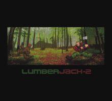 LumberJack-2 Baby Tee