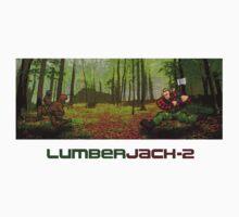 LumberJack-2 One Piece - Short Sleeve