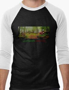 LumberJack-2 Men's Baseball ¾ T-Shirt