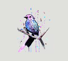 Watercolor Bird Unisex T-Shirt