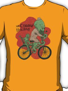 Mr. Cthulhu's Holiday T-Shirt