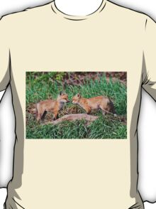 Fox Kits 9 T-Shirt