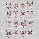 Kabuki by Reshad Hurree