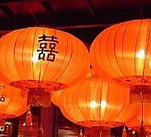 Yokohama Lanterns by satsumagirl