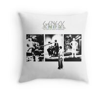 Genesis - The Lamb Lies Down on Broadway Throw Pillow