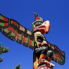 """Totem in the Sky"" by David Lee Thompson"