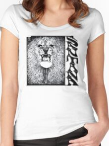 Santana - Santana Women's Fitted Scoop T-Shirt